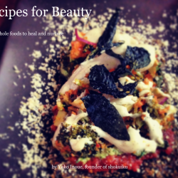 recipes for beauty