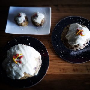 raw christmas pudding – workshop