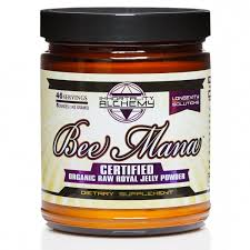 bee mana raw organic royal jelly
