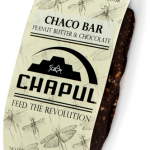 protein bar with insect / cricket powder
